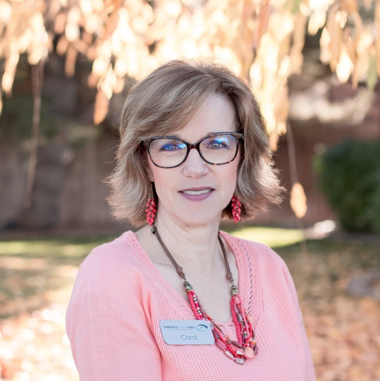 Carol Turley - Vision Therapy Assistant